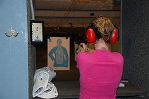 RESCHEDULED - Women's Handgun 101 @ Bullseye Shooting Range