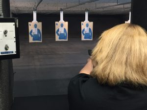 Women's Handgun 101 5pm-8pm @ Bullseye Shooting Range