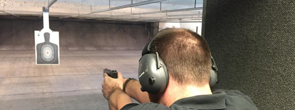 Pistol Range | Bullseye Shooting Range