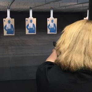 Permalink to: Women's Handgun 101